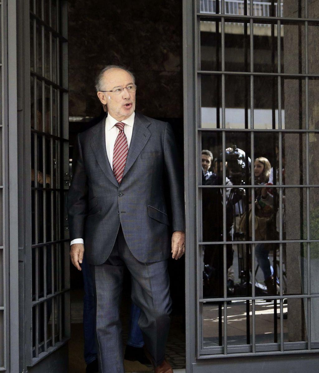 Rato desmiente que su patrimonio ascienda a 27 millones de euros