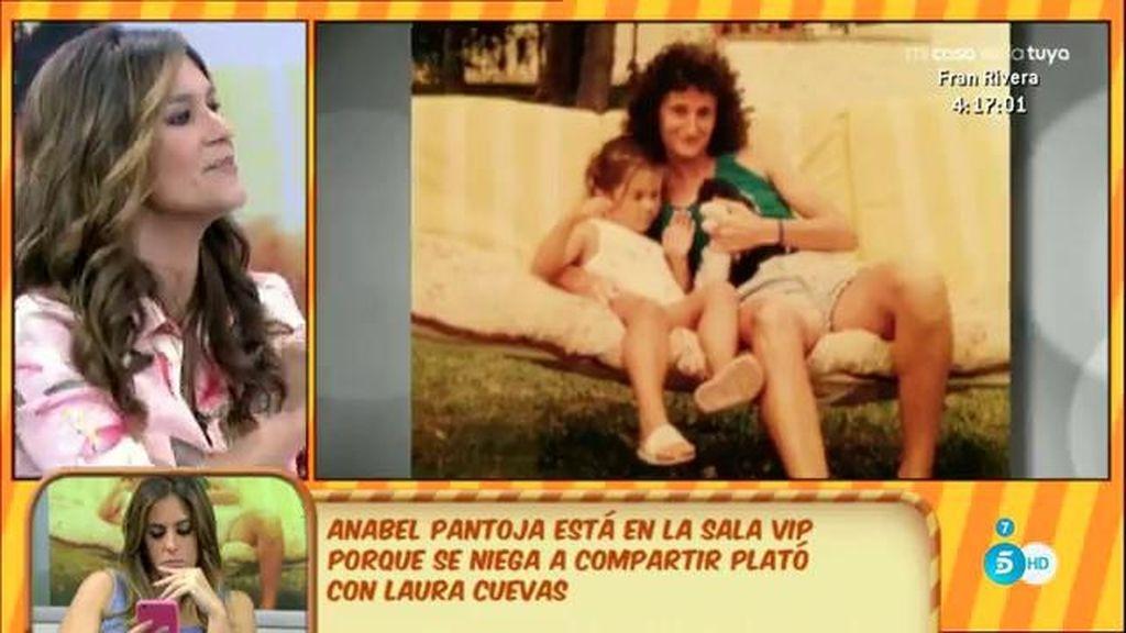 """Laura Cuevas: """"Isabel Pantoja le tenía prohibido a Dulce tener pareja"""""""