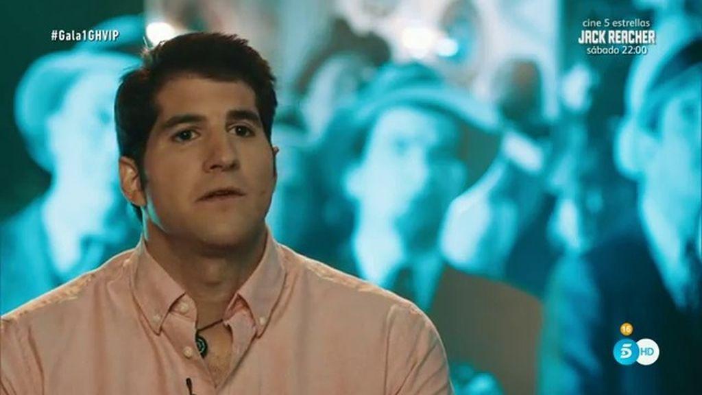 """Julián Contreras: """"Soy una persona diferente a la que han podido ver en la televisión"""""""