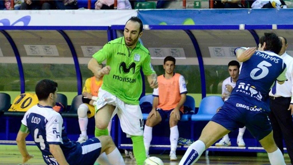 El mejor gol de la jornada 19: Matamoros y Ricardinho, duelo de taconazos