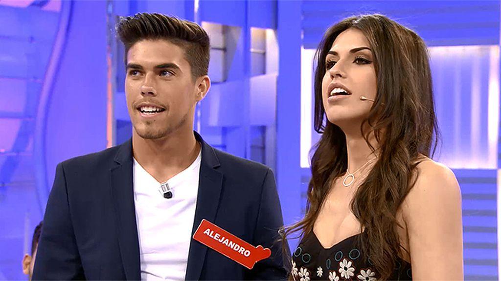 """Olaya, sobre Alejandro: """"Ha querido hacerle un amarre de amor a Sofía"""""""