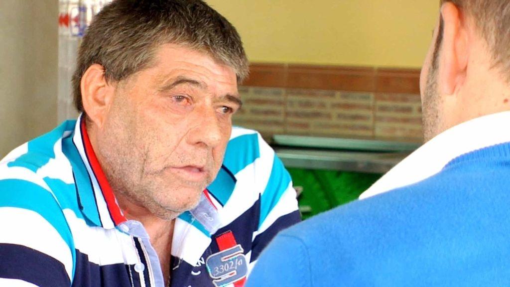 """Rafael Ricardi: """"Si me cruzara con los que violaron a la chica, les quitaba la vida"""""""