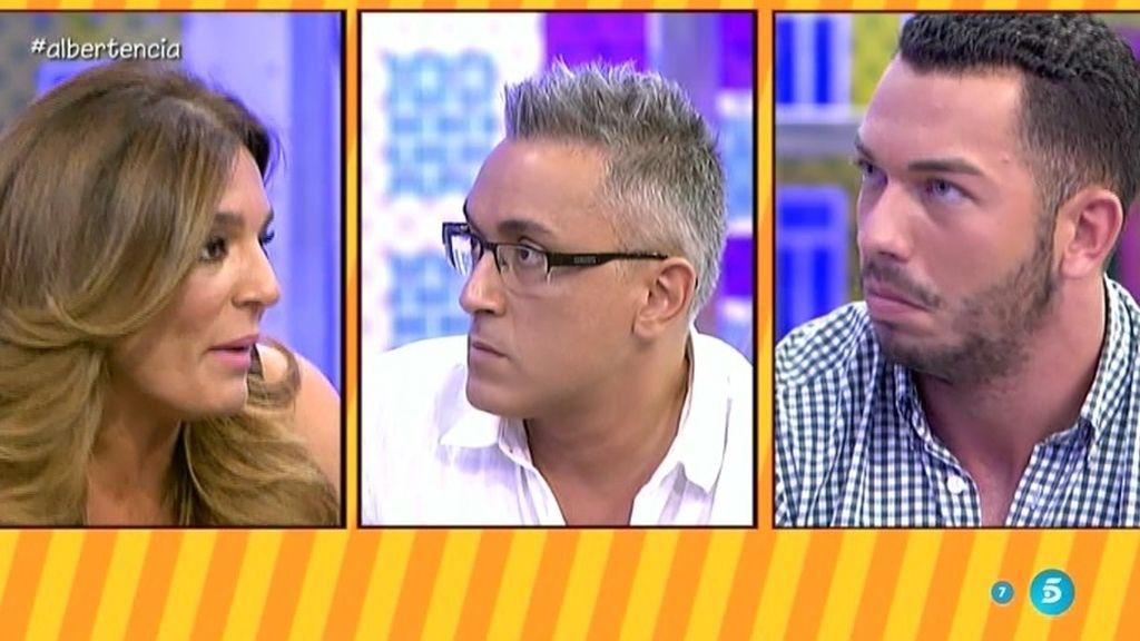 """Kiko Hernández: """"Raquel Bollo y Alberto Isla comparten representante"""""""