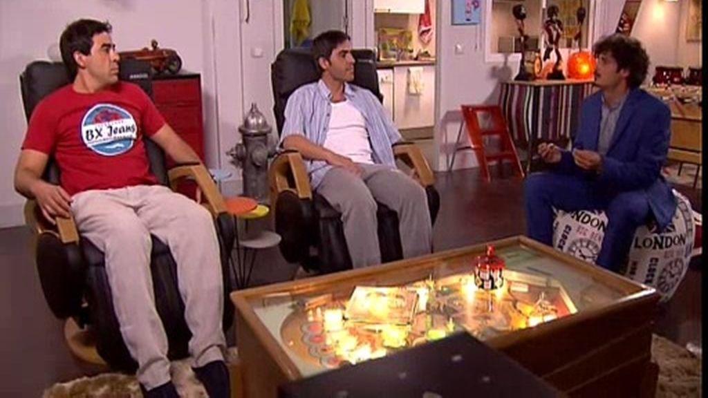 Lola quiere tener otro hijo y Javi busca la excusa 'perfecta' en los hermanos Rivas