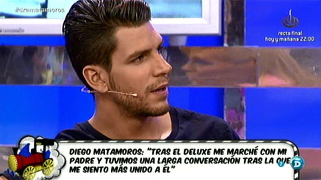 Diego no se arrepiente de su 'polideluxe'