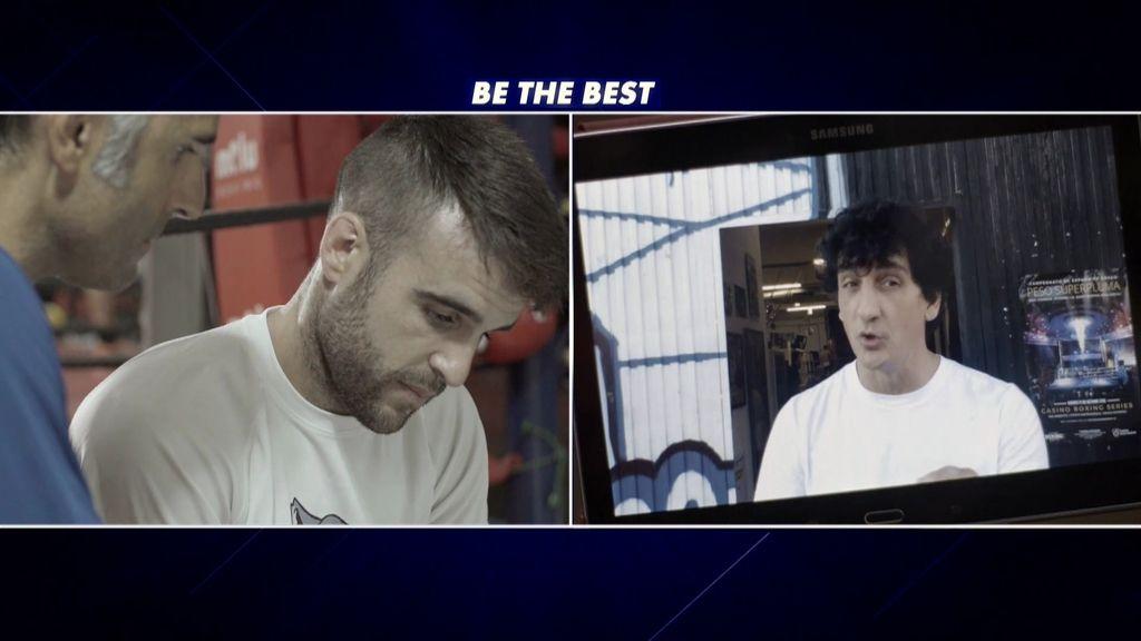 """La dedicatoria de Jero a Nico 'TNT': """"Si sigues así, serás campeón del mundo"""""""