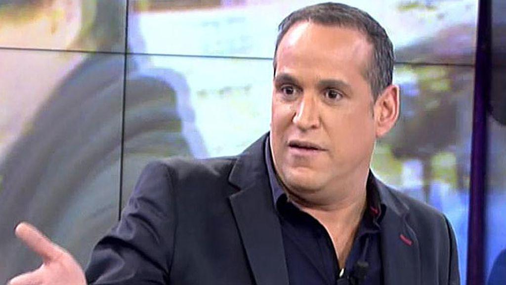 """Aurelio, de Toño S.: """"Él no era mi fuente, pero me confirmaba mis informaciones"""""""