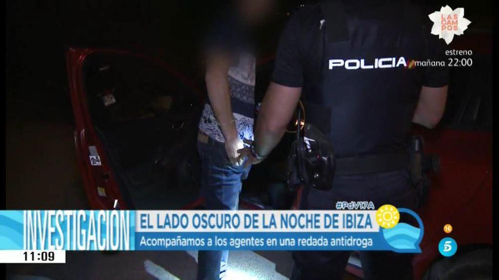 'EpV' acompaña a una patrulla de Policía Nacional durante una redada antidrogas