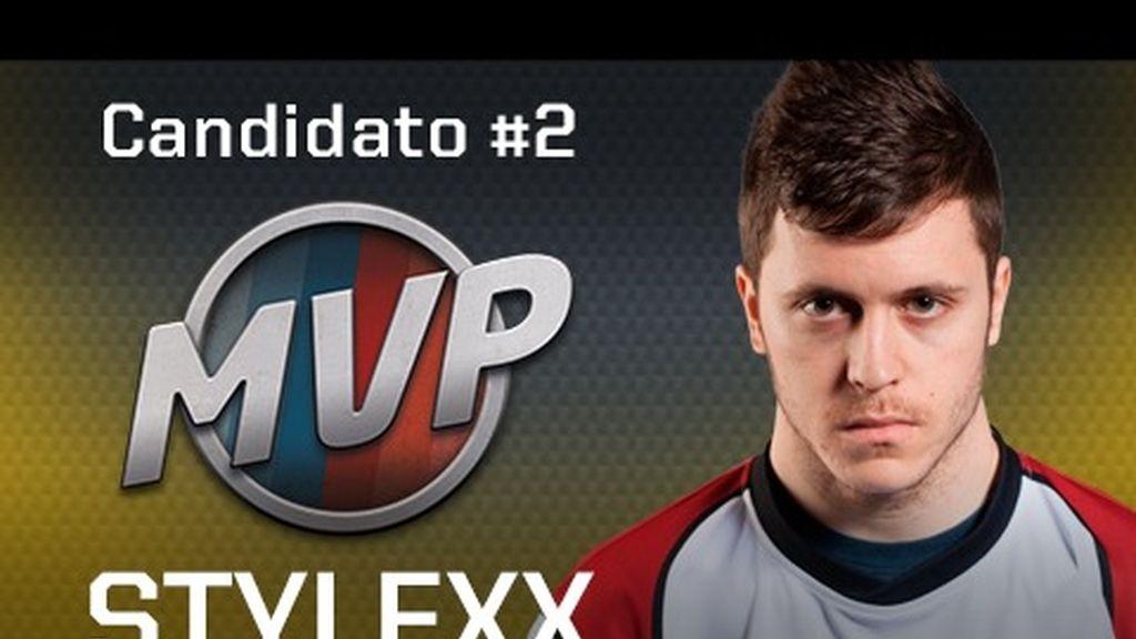 Stylexx para MVP (Jornada 11)