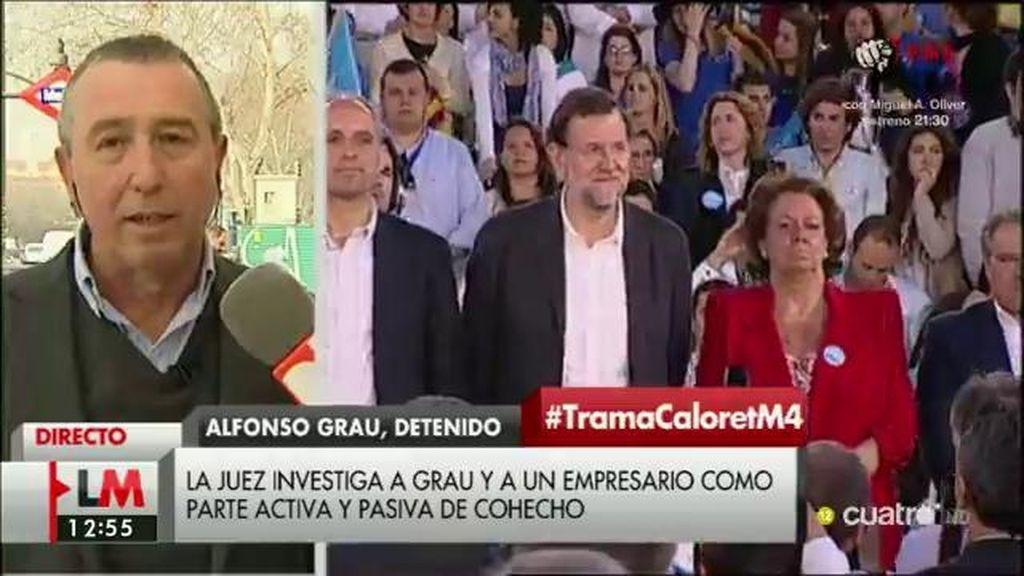 """Joan Baldoví: """"Hay un partido que se había creído que Valencia era suya"""""""
