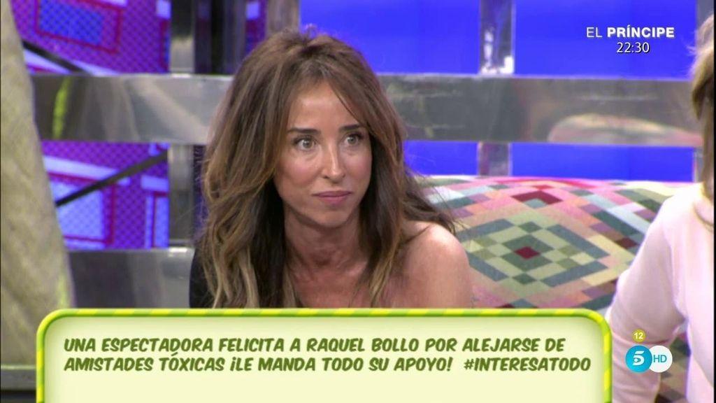 """María Patiño: """"Me han bastado unas llamadas para saber lo que ha querido paralizar Raquel Bollo"""""""