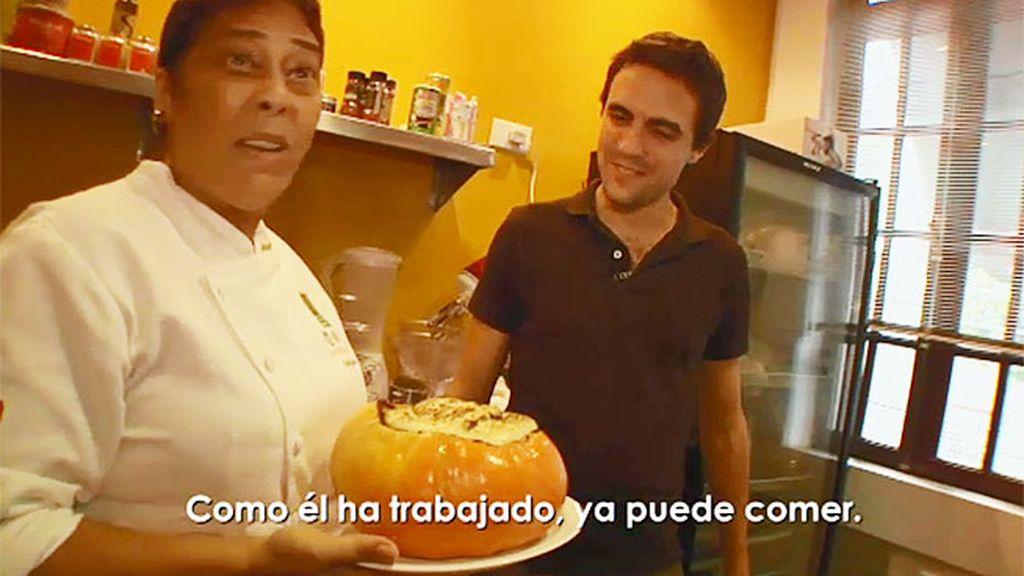 Las recetas imprescindibles: calabaza rellena