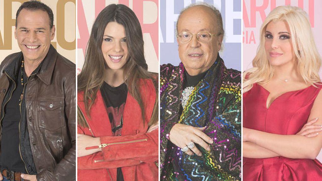 Charlotte, Rappel, Carlos y Laura, nuevos nominados de la semana