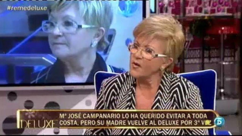 """Remedios Torres: """"Nadie me ha presionado para que firmara el contrato para venir hoy"""""""