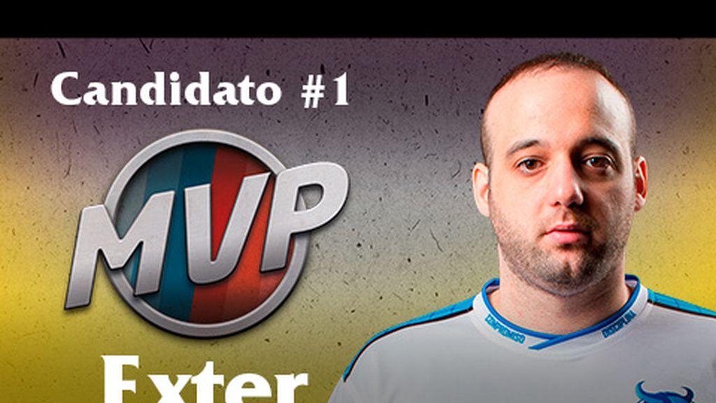 Exter para MVP (Jornada 10)