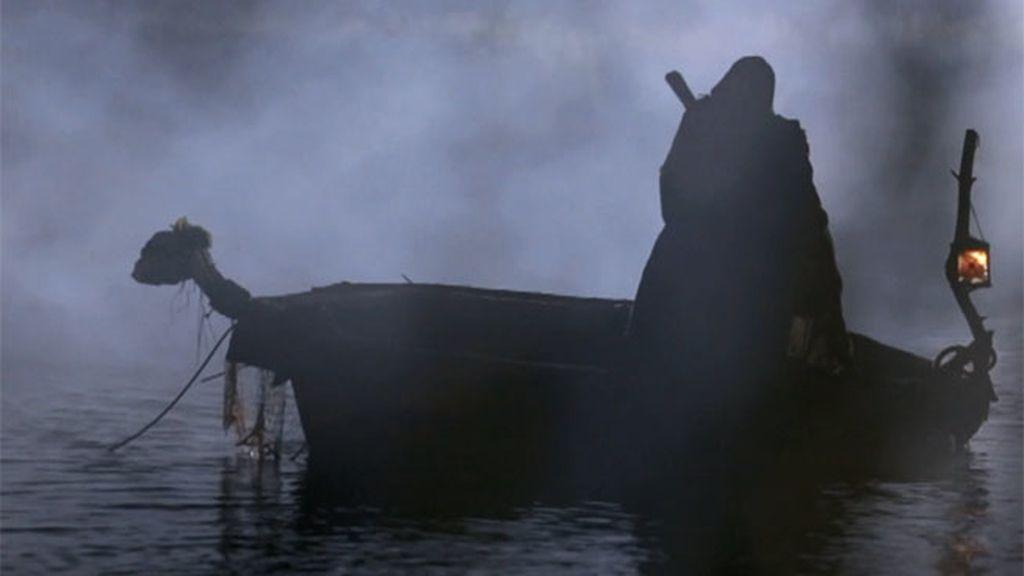 Una historia con testigos, recuerdos y presencia en el 2016: El barquero del colmillo