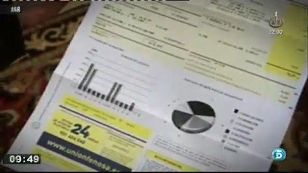 Las eléctricas tendrán que devolver 17 euros de media por el sobrecoste facturado en el primer trimestre