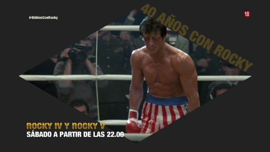 Nadie pega más fuerte que Rocky Balboa