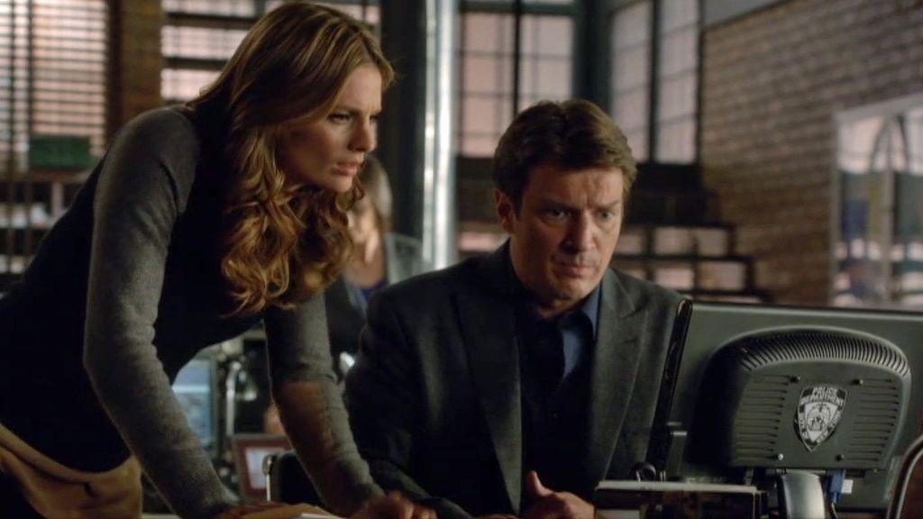 """Castle: """"¿Podemos peinar la zona? Y al hablar en plural me refiero a otros"""""""