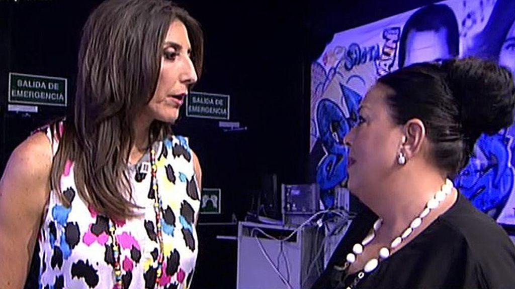 """Maribel, amiga de Rocío Cortés: """"Gahona es la madrastra de la cenicienta"""""""