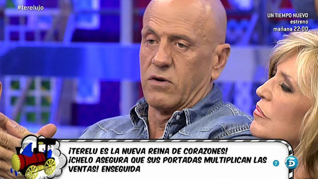 """Kiko Matamoros, sobre el reportaje de Terelu Campos: """"Hay un exceso de photoshop"""""""