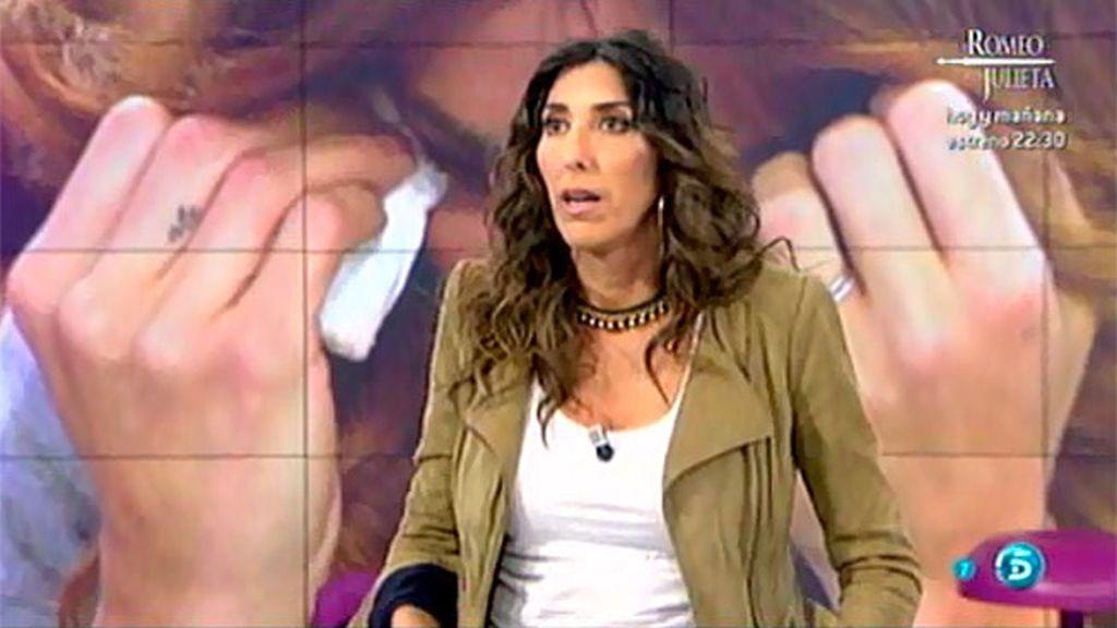 """Paz responde a Raquel: """"Me parece injusto"""""""