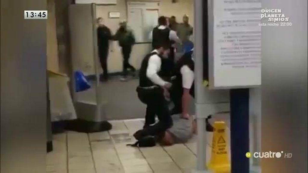 Así fue el ataque considerado como acto terrorista en el metro de Londres