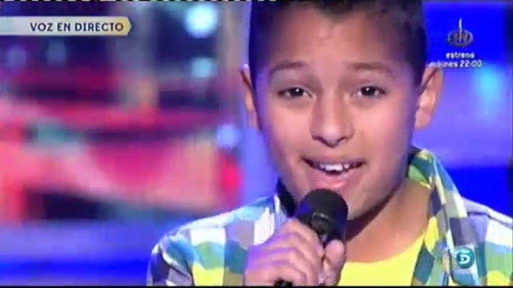 Carlos Alfredo canta 'Y como es él'