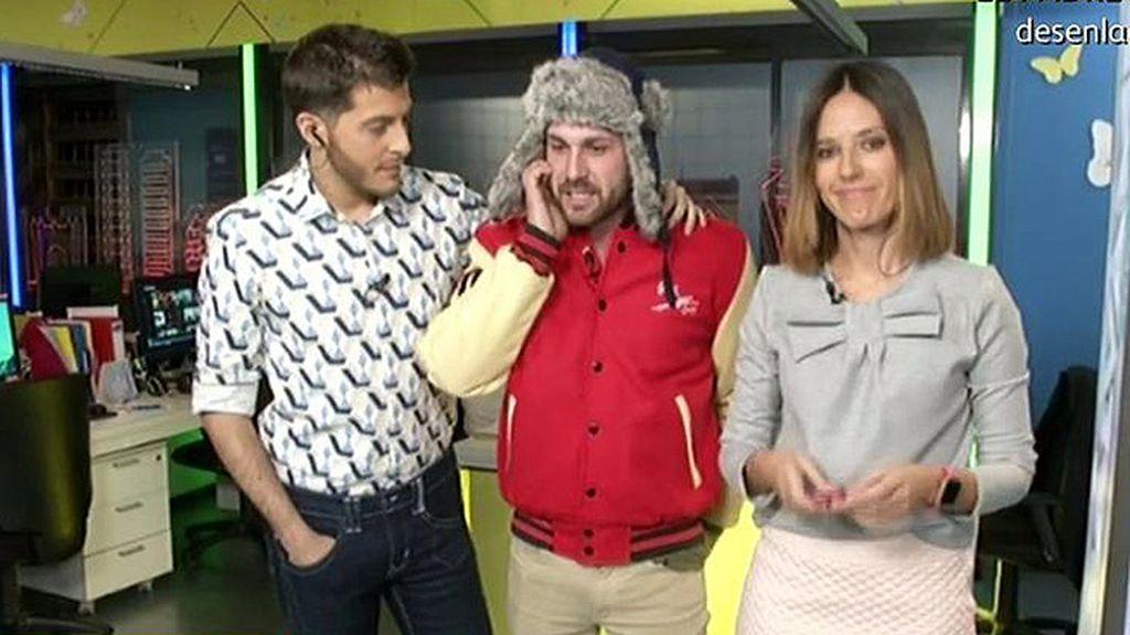 Jordi Martín lo dará todo para convertirse en parte del equipo de 'Sálvame'
