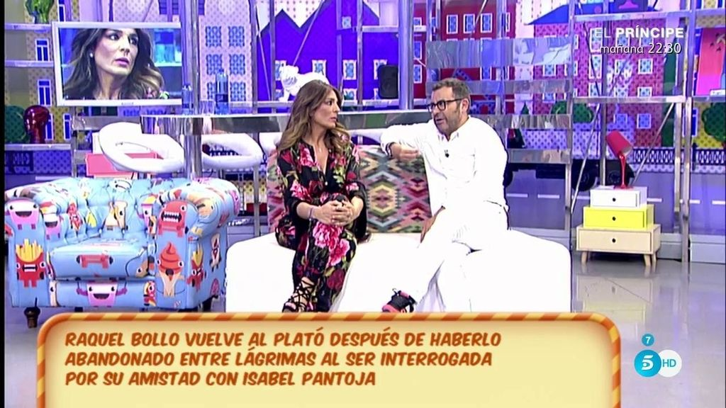 J.J. Vázquez y Raquel Bollo liman asperezas