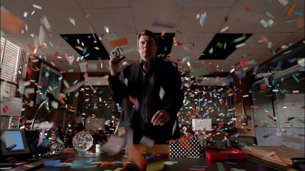 Momentazo Casckett: Castle prepara una sorpresa de aniversario a Beckett