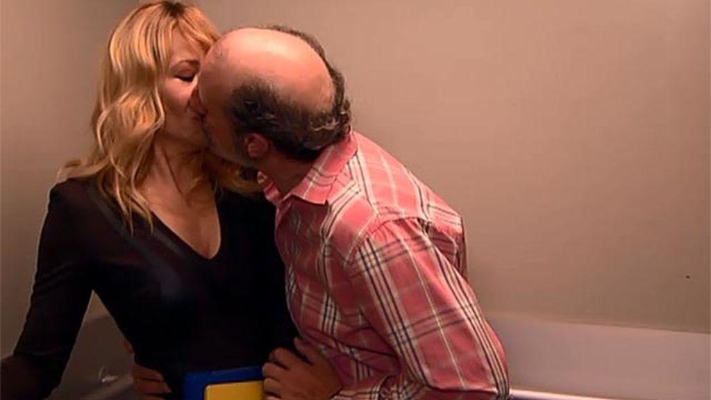 Rebeca y Enrique, ¡hay tema, pero vamos!