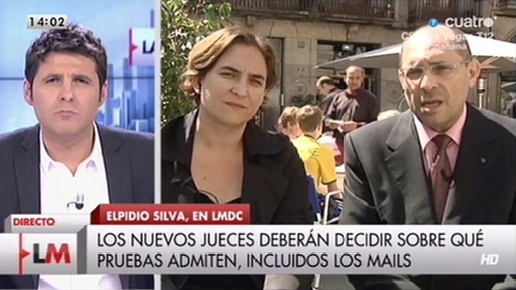 """Elpidio Silva: """"El TSJM ha reconocido que no es un tribunal imparcial"""""""