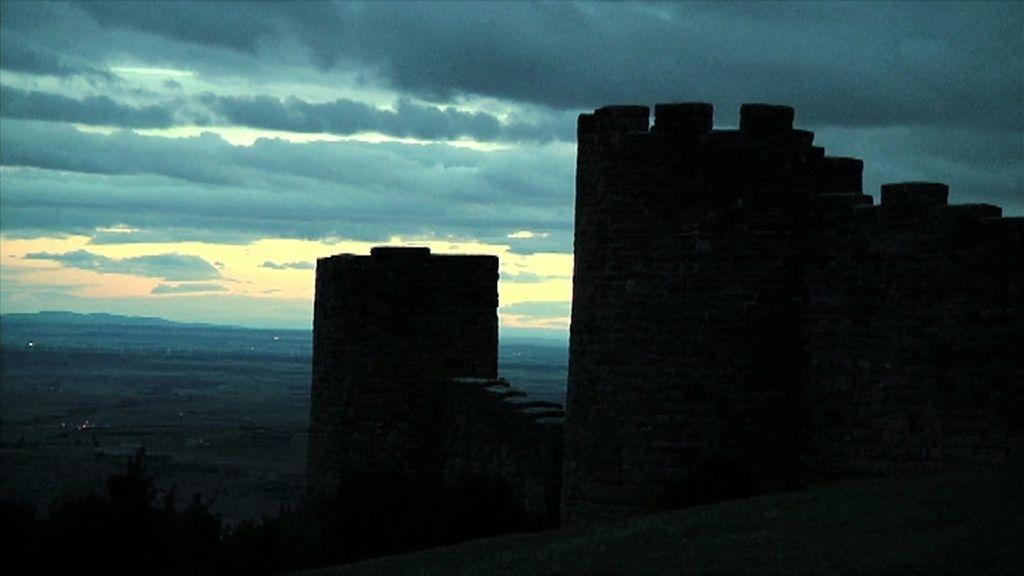 Investigación sobre la psicofonía y las presencias extrañas del Castillo de Loarre