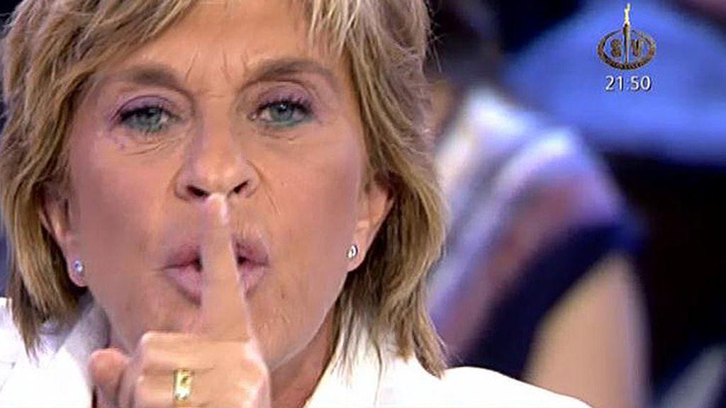 """Chelo, a Raquel Bollo : """"Me has juzgado y ahora es mi momento"""""""