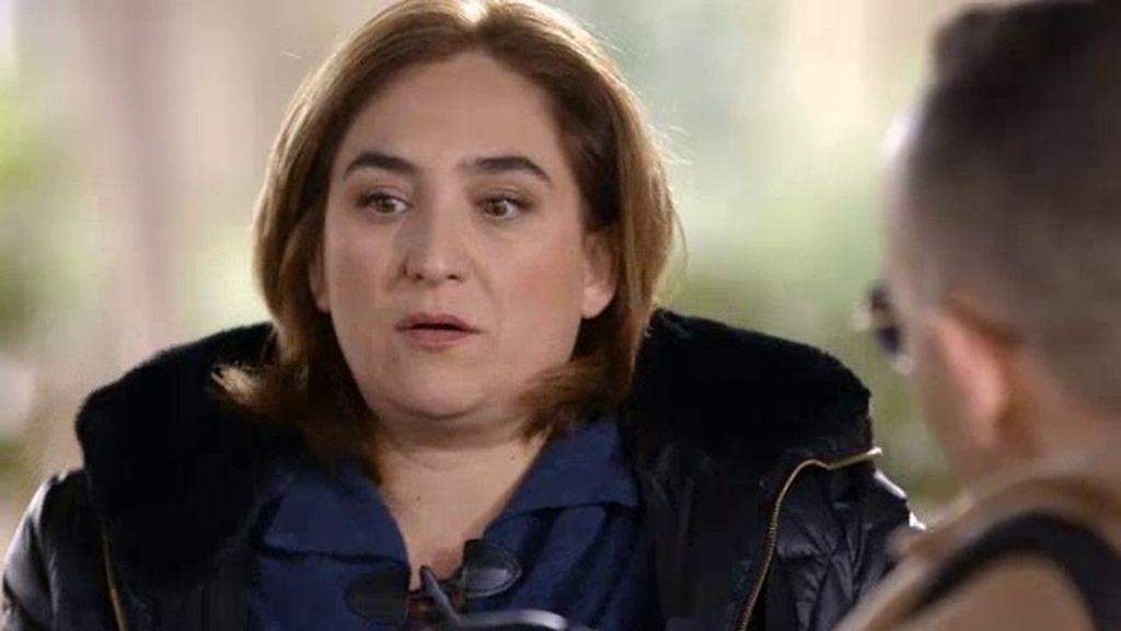 """Ada Colau: """"He estado a punto del desahucio y sé lo que es pasar por esa angustia"""""""