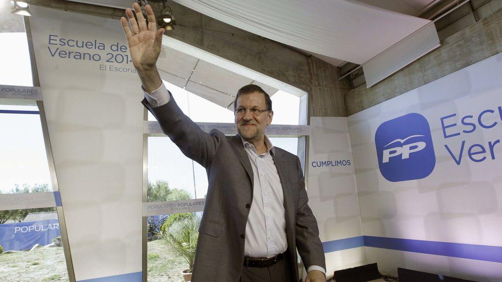 Rajoy se reunirá con Mas el 30 de julio