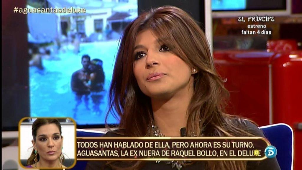 """Aguasantas, ex nuera de de Raquel Bollo: """"Manuel ha sido el amor de mi vida"""""""