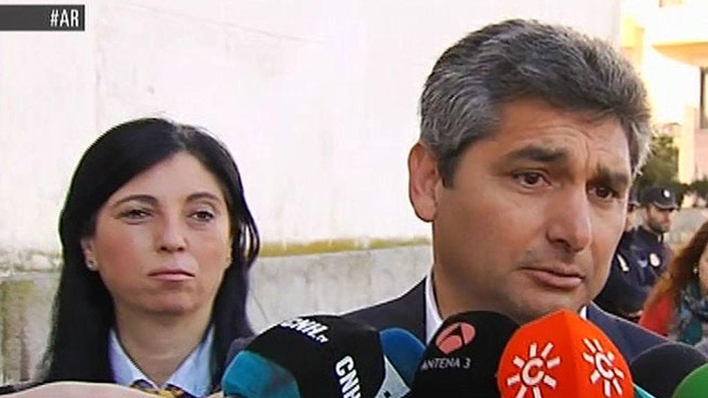 """Juan José Cortés: """"Creo que se ha probado que no participamos en los hechos"""""""
