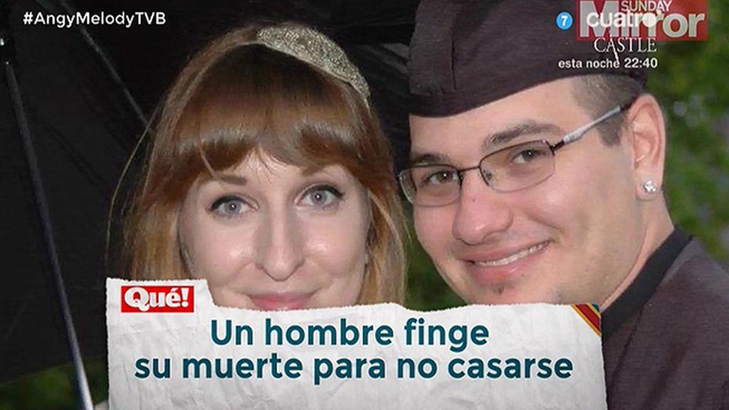 Un hombre finge su muerte para no casarse…e Iñaki se ofrece como sustituto