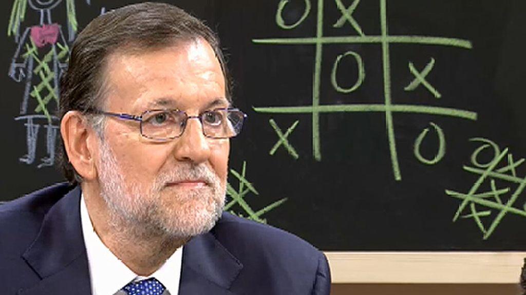 """Mariano Rajoy """"Espero que esta vez todos actuemos con sentido común y buen juicio"""""""