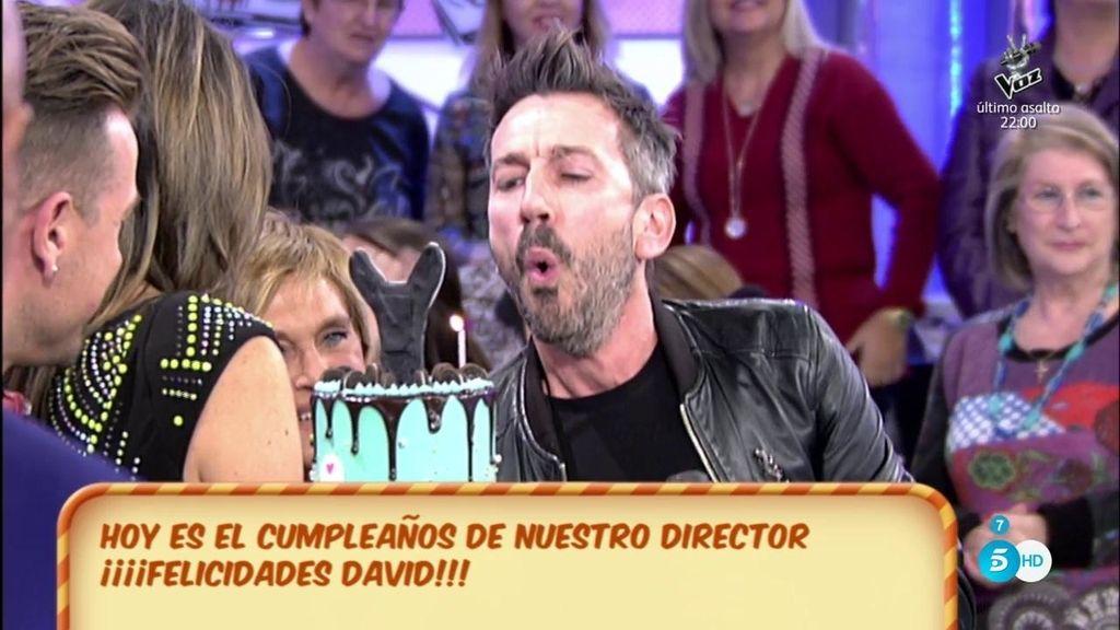El 'dire' cumple años: ¡Felicidades Valldeperas!