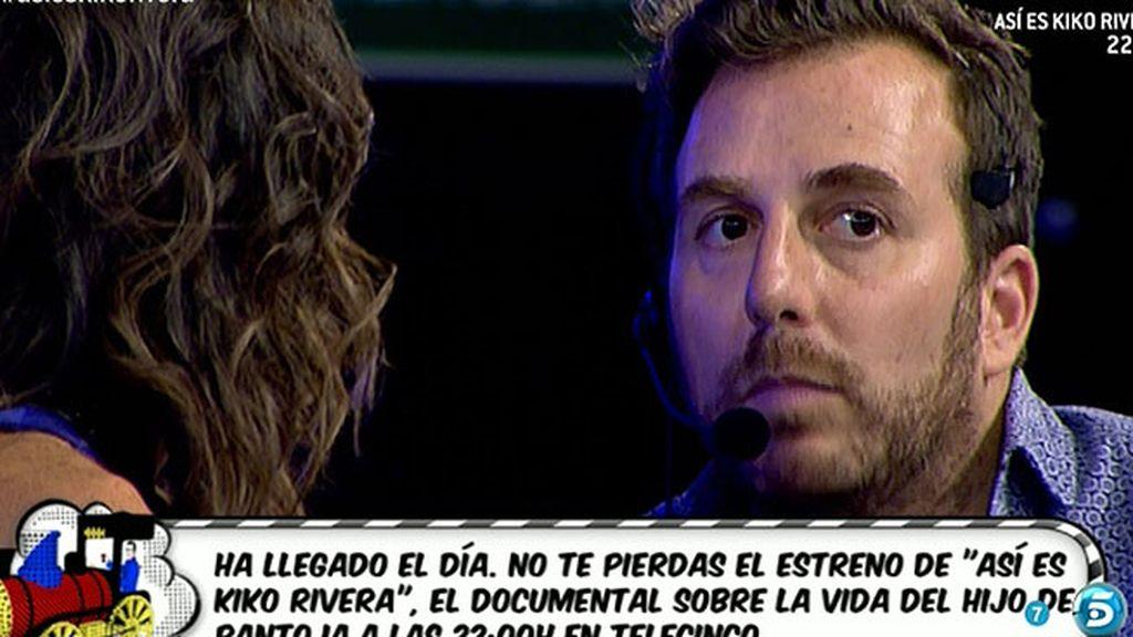 """Raúl Prieto, director del documental: """"No entiendo los miedos de Kiko"""""""