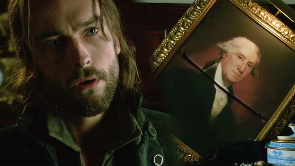 """Ichabod: """"Sé por qué el jinete ha estado aquí"""""""