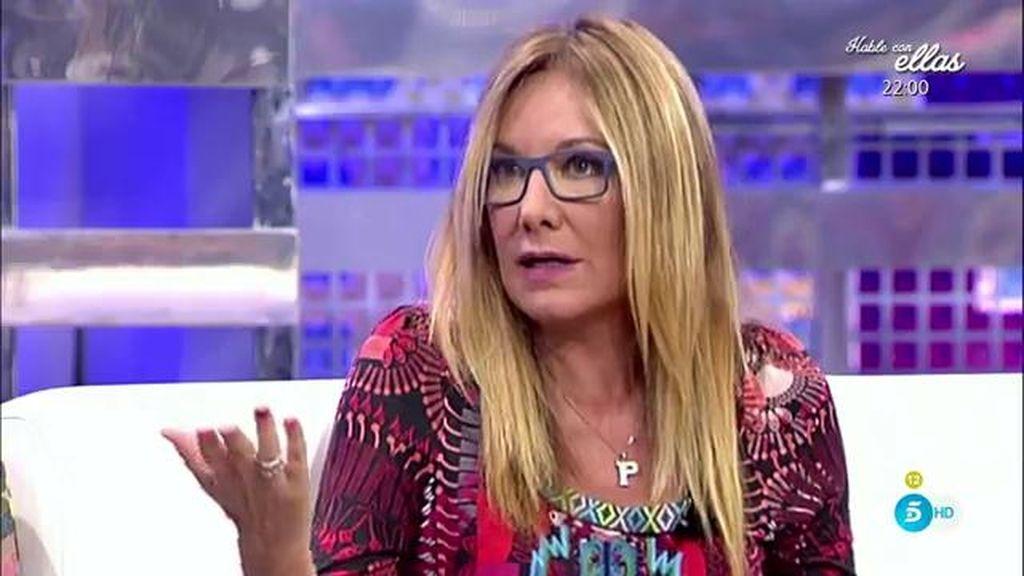 """Belén Ro: """"Luis Rollán me ha defraudado, pero no voy a dejar de quererle por esto"""""""