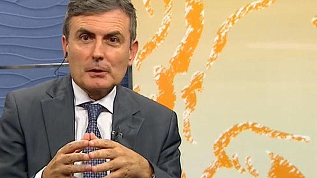 """Pedro Saura, sobre el PP: """"Van a tratar, prometiendo dinero, comprar votos"""""""