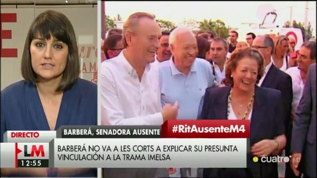 """María González Veracruz: """"El PP y Rita Barberá siguen esquivando a la justicia"""""""