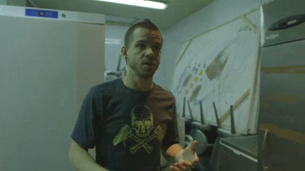 """Dabiz Muñoz, sobre Diverxo: """"Lo monté con créditos y de manera muy precaria"""""""