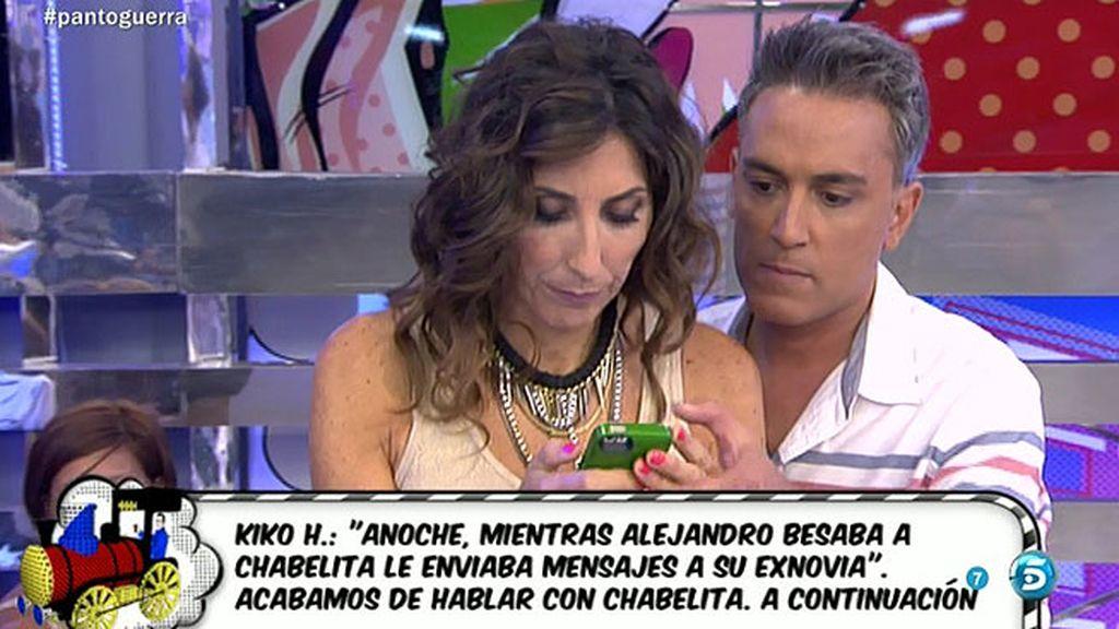 """Alejandro habría contactado con su ex para explicarle que """"todo es un teatro"""""""