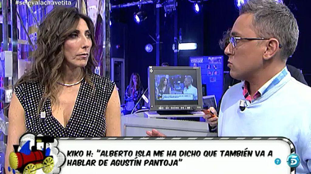 "Kiko H.: ""Alberto Isla ha dicho que tiemble Cantora"""